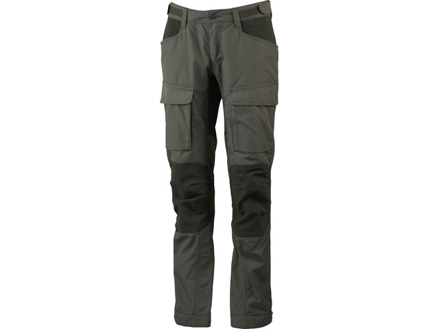 Lundhags Authentic II Pants Dam forest green/dark forest